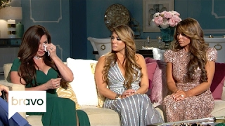 Next on #RHONJ Reunion: Are the Ladies Willing to Hug It Out? (Season 7, Episode 18) | Bravo