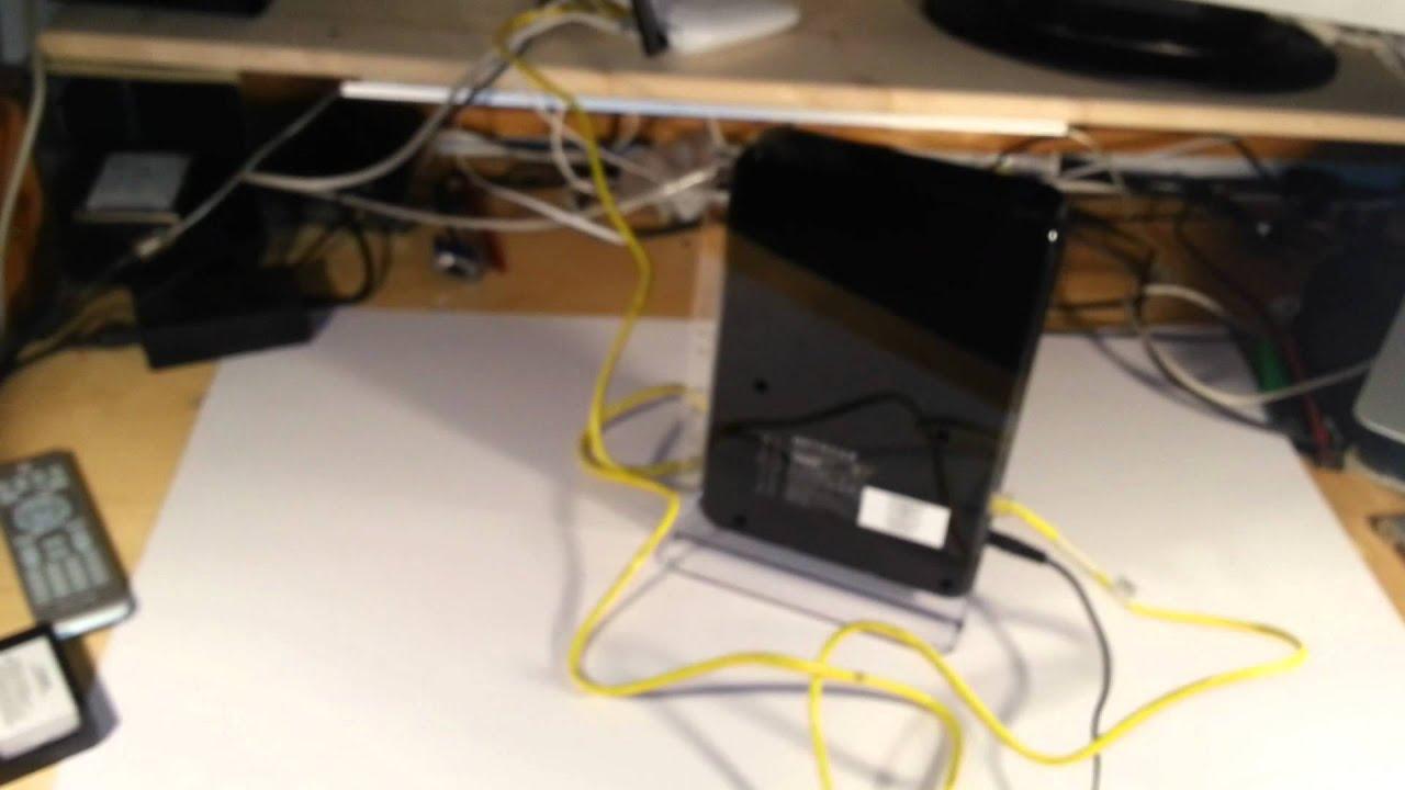 Netgear N900/WNDR4500 bricked on setup - YouTube on