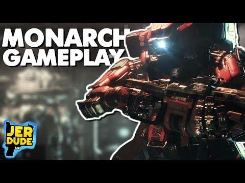 Titanfall 2: Monarch (New Titan) Gameplay!