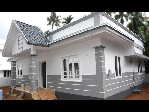 Chalakudy, 6.5 cents plot and 1350 sq ft, single floor house for sale in Chalakudy, Thrissur