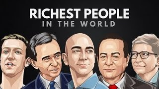 TOP 10 RICHEST PEOPLE IN THE WORLD (1995-2020)
