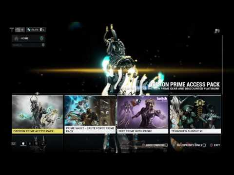 WARFRAME HOW TO GET YOUR INCUBATOR POWER CORE!!
