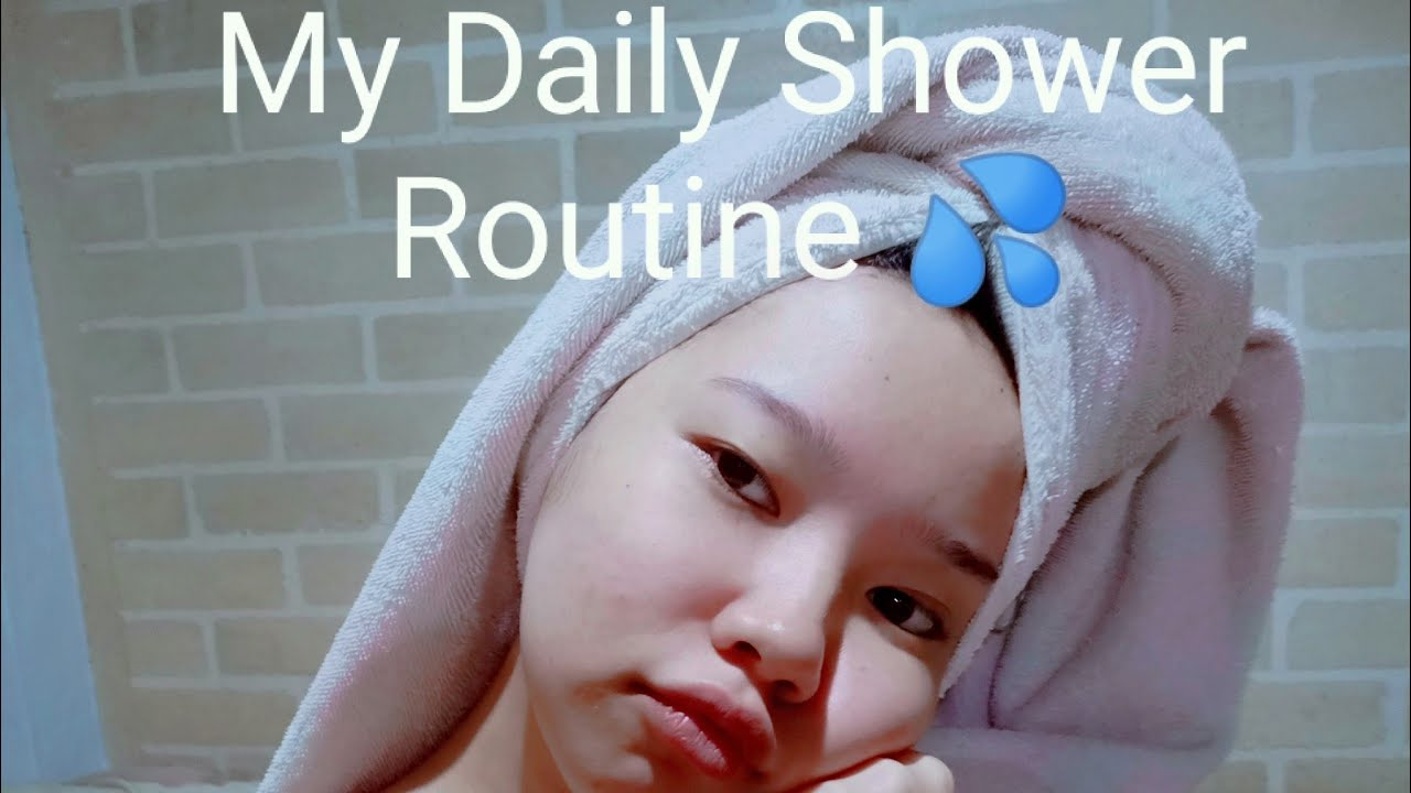 My Shower Routine   What Shower Products I Use     Koreanang Filipina