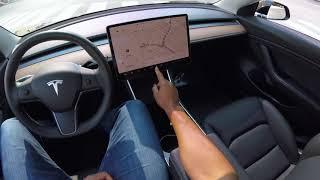 Tesla Model 3 - Test Drive