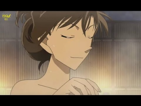 Những lúc Ran mời Conan đi tắm
