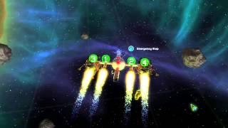 Gravity-like space building game Habitat: E3 trailer