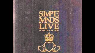Alive and kicking-Simple Minds-City of Light