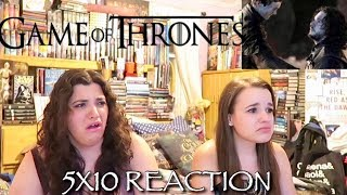 "GAME OF THRONES 5X10 ""MOTHER'S MERCY"" REACTION"