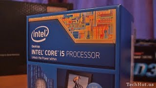 Intel Core i5 4670K Haswell Unboxing