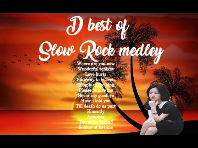 Slow Rock Love Songs ll Best Slow Rock 80s 90s Playlist #1