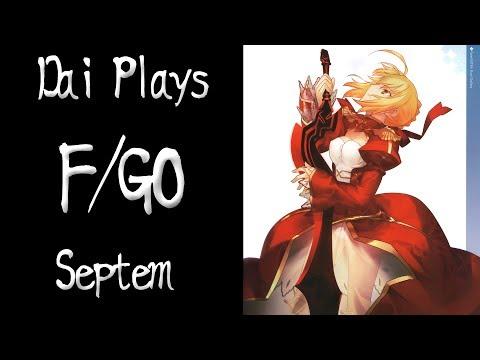 Fate/Grand Order - Septem Arc UMU!