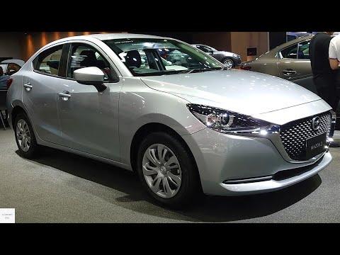 2020 Mazda 2 Sedan Facelift SkyActiv-G / In Depth Walkaround Exterior