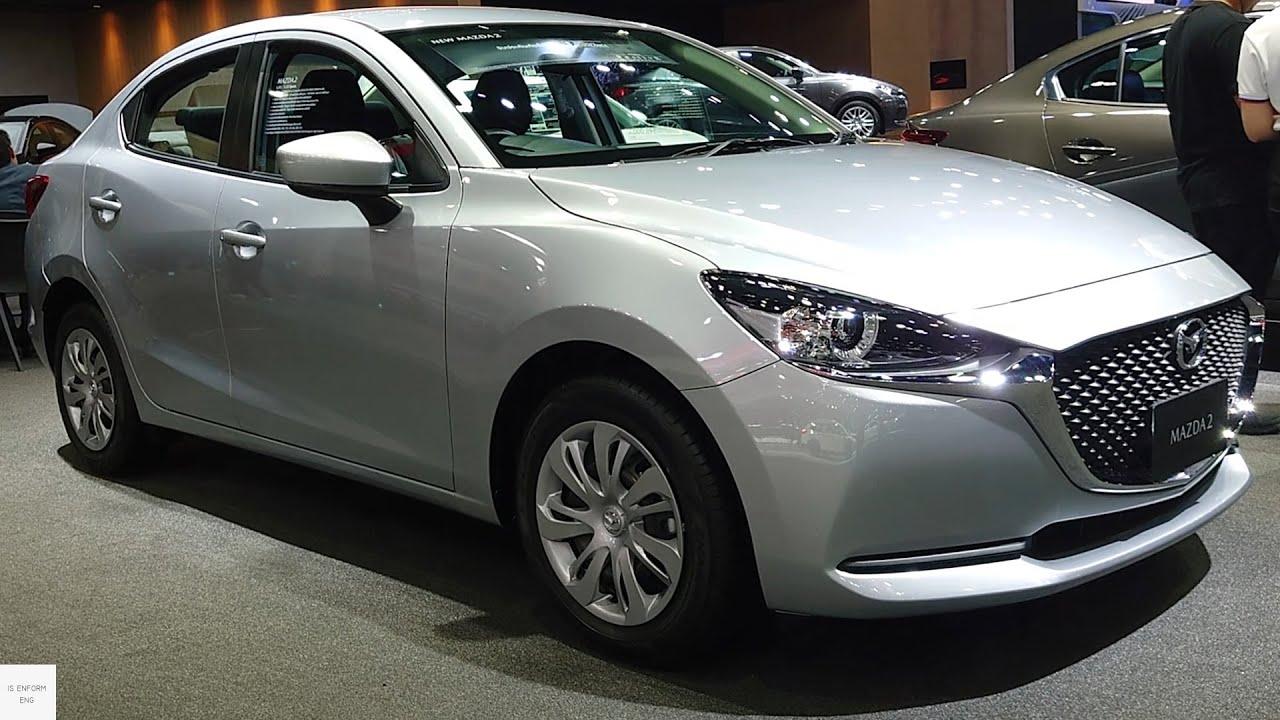Mazda 2 phiên bản 2020 Facelift SkyActiv-G