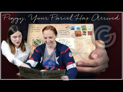 Agent Carter Besame Cosmetics Unboxing | Geek On Fleek #5