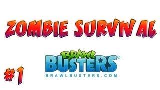 Brawl Busters: Zombies | Ep.1 - The Brotherhood