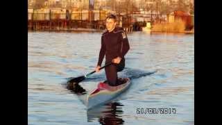 Гребля на байдарках и каноэ(Видео с тренировки., 2014-04-24T07:08:45.000Z)