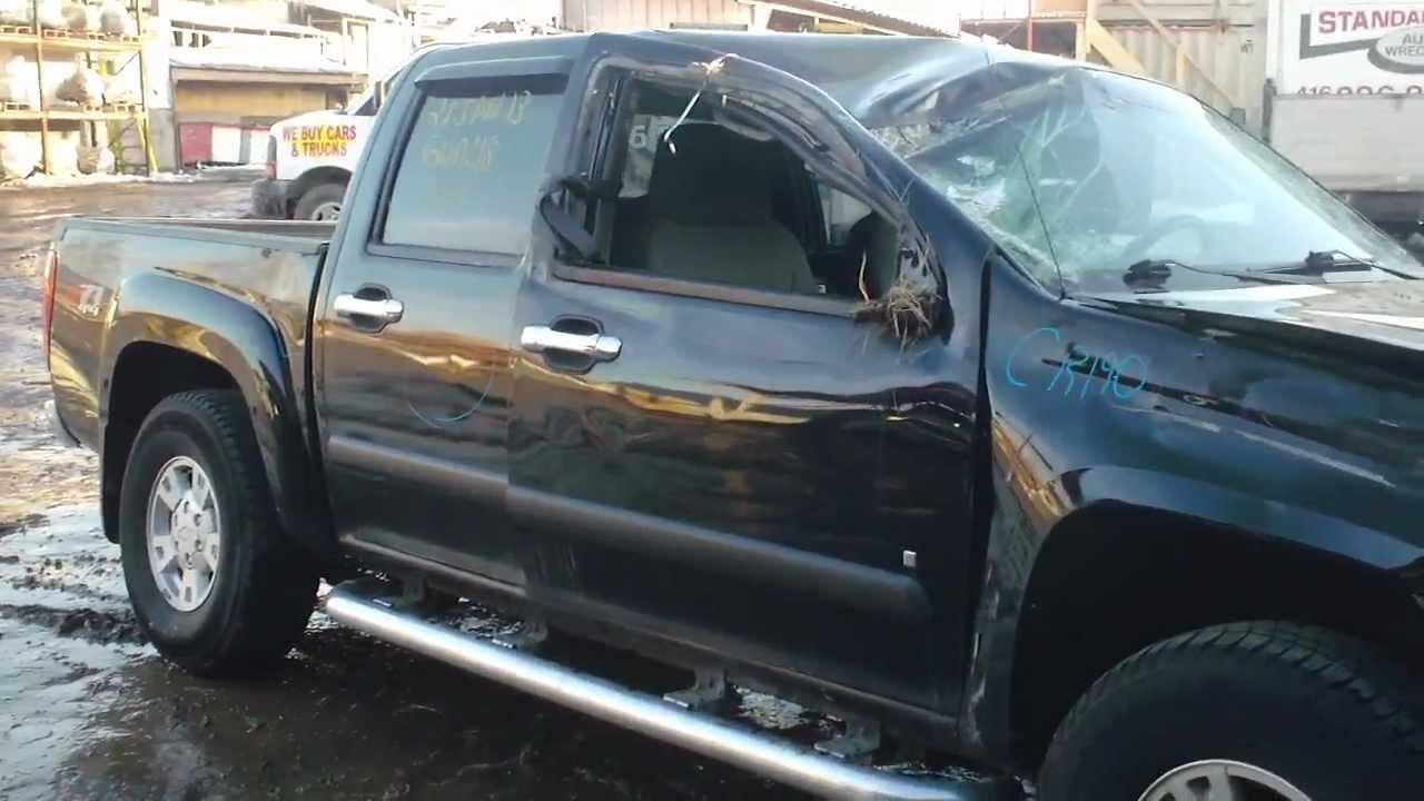 Colorado 2005 chevrolet colorado parts : 2006 Chevy Colorado Auto Parts Inventory Standard Auto Wreckers ...