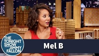 mel b is a terrible backseat driver