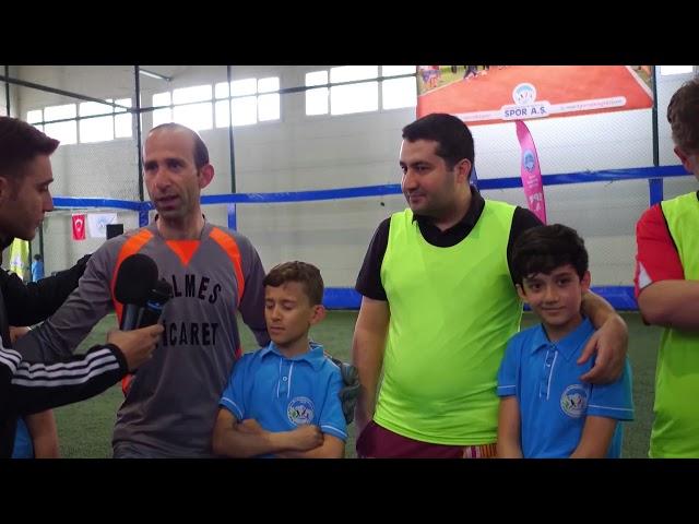 018  Babalar ve Oğullar Futbol Turnuvası Röportajları I