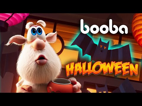 Booba⭐New Premiere Episode 👻Halloween 🎃 Moolt Kids Toons
