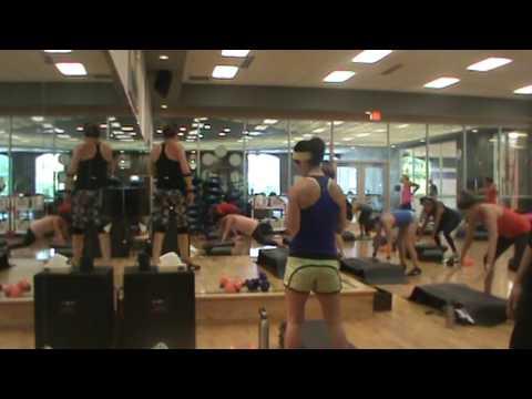 Lifetime Fitness TCX Part 1