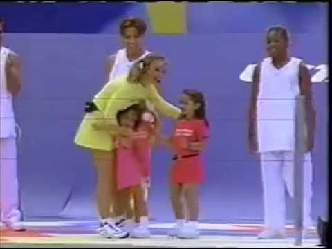 Britney Spears - 1999 Arthur Ashe Kid