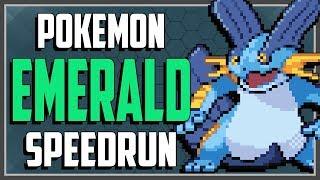 Pokemon Emerald SPEEDRUN in 5:40:33