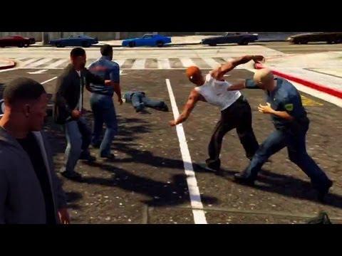 GTA 5 - Hood Rats Vs. Paramedics