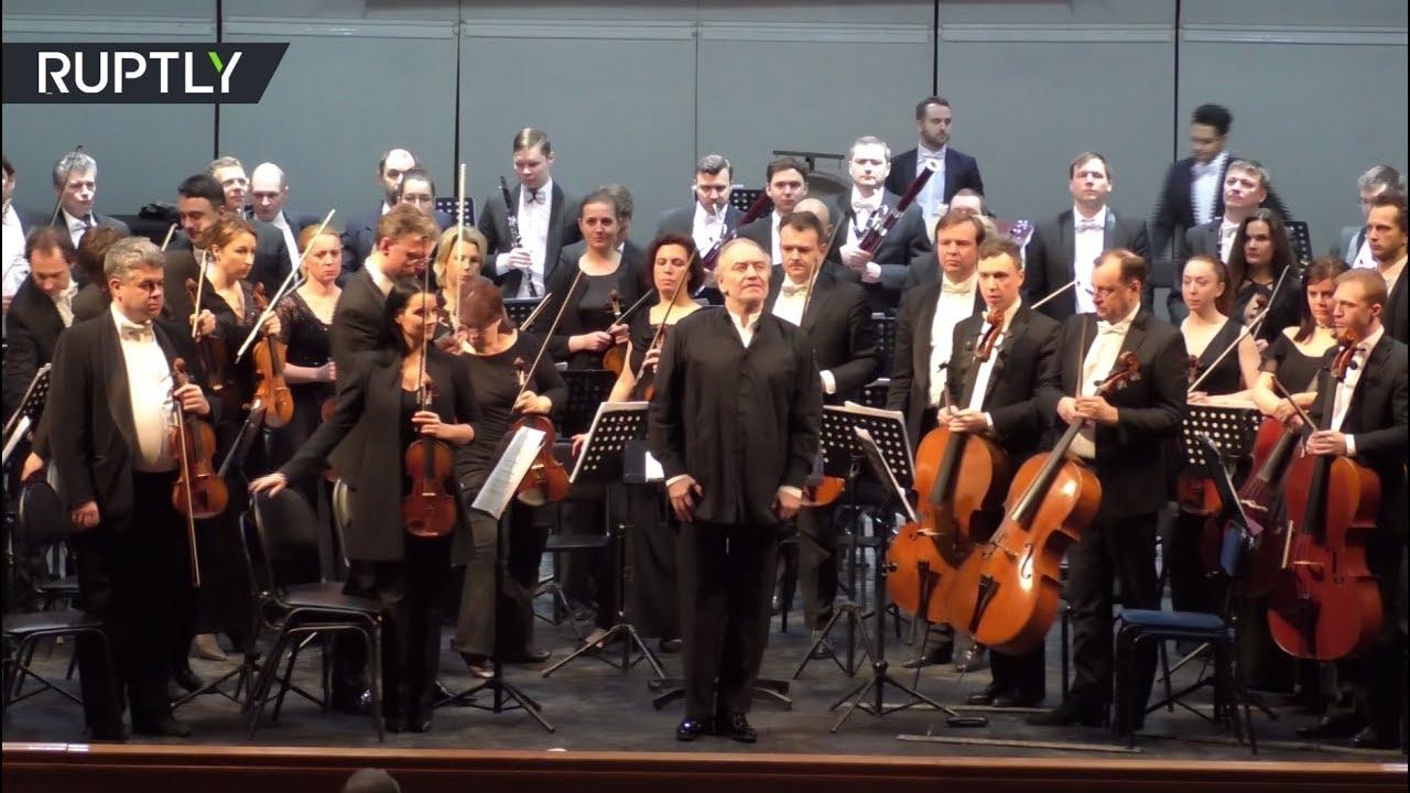 Гергиев дал концерт в Кемерово