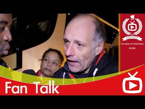 Arsenal FC 0 Man United 1  - We Looked A Tired Team - ArsenalFanTV.com