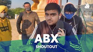 ABX 🇮🇳 | Break Off The Silence