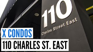 110 CHARLES ST EAST - X CONDOS - SOLD!