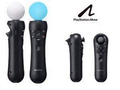 ps4 redesigned ps move controller now with added touchpad. Black Bedroom Furniture Sets. Home Design Ideas