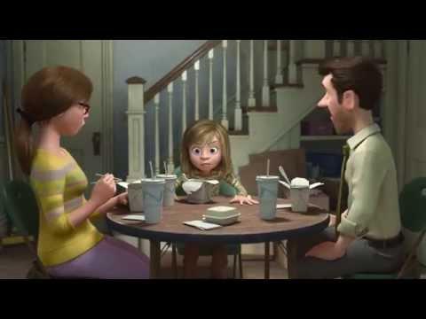 Disney Pixar: Inside Out – Trailer Ufficiale Italiano | HD