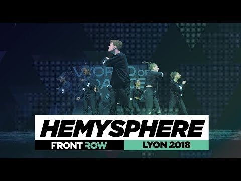 Hemysphere Dance School | Junior Division | FRONTROW | World of Dance Lyon 2018