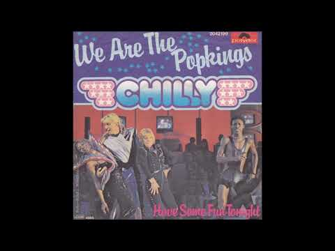 CHILLY - WE ARE THE POPKINGS (aus dem Jahr 1980)