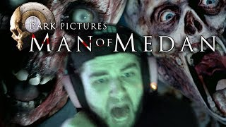 MAN OF MEDAN SCARY MOMENTS COMPILATION