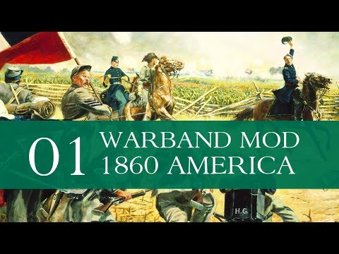 1860 Old America (Warband Mod - Special Feature) - Part 1