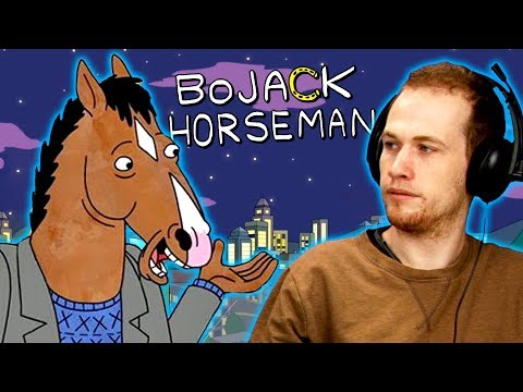Irish People Watch Bojack Horseman