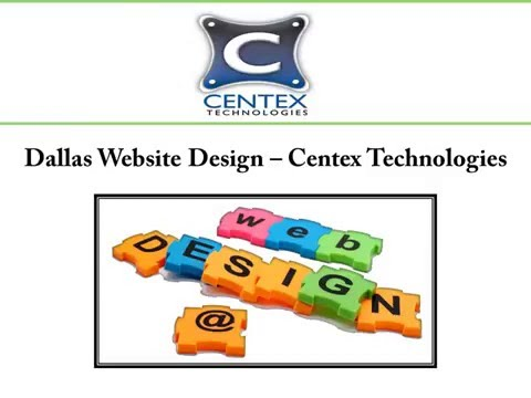 video:Dallas Website Design – Centex Technologies