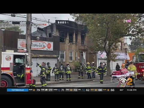 FDNY Rescues 3 Children From Bronx Apartment Blaze, Mother Facing Charges