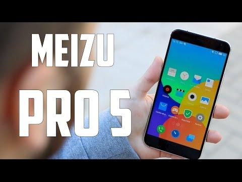Meizu Pro 5, review en español