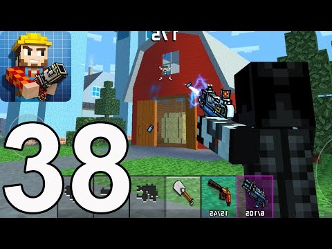 pixel-gun-3d-battle-royale---gameplay-part-38---my-first-win-(ios,android)