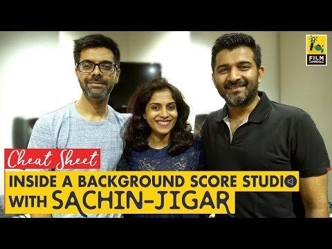 How To Create Background Score For A Film | Sachin- Jigar | Sneha Menon Desai