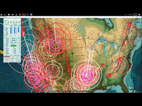11/28/2017 -- West Pacific hit by multiple volcanic eruptions at once -- Be prepared internationally