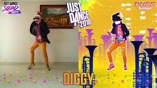 Just Dance 2018 - Diggy.