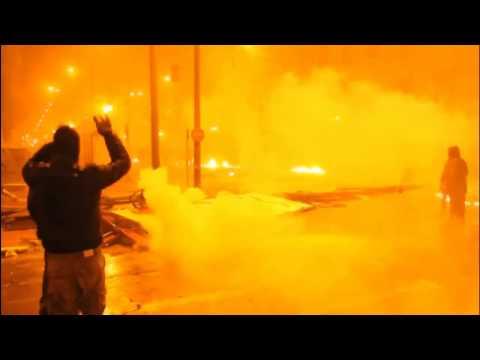 Athens Anarchist Riots