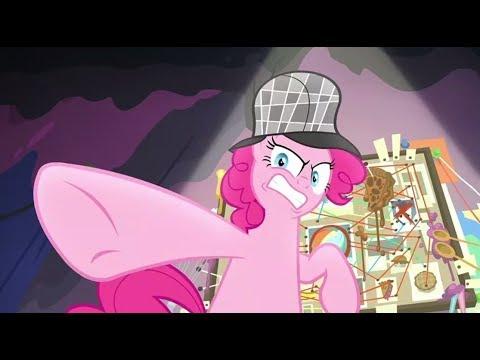 Pinkie Pie descubre que Rainbow Dash le miente || Secretos y Pays 07x23