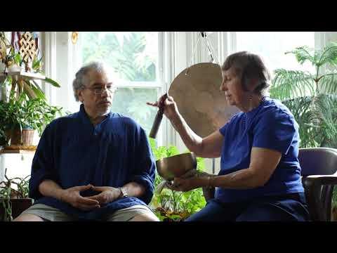 Healing w/Tibetan Singing Bowls #1 w/ guest Marie Menut RN