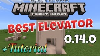 mcpe redstone elevator goes up and down 0 14 0